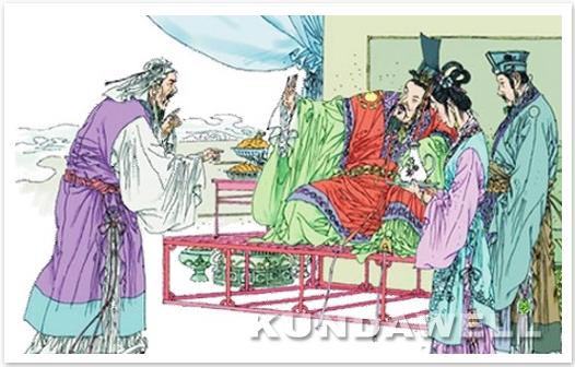 csikung-vilaga-Bian-Que-gyogyito
